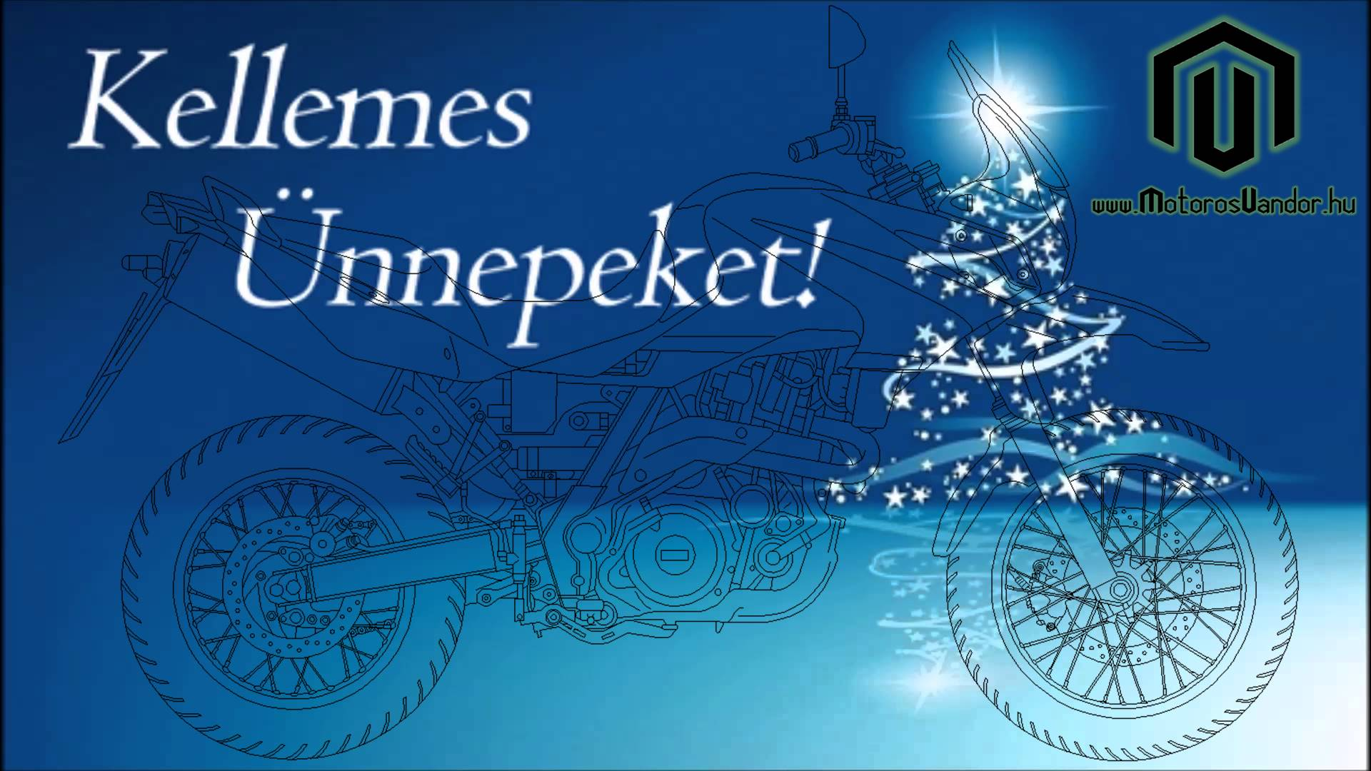 Kellemes karácsonyt, sok szép időt, széles utat, és gumifákat kívánok mindenkinek! :)